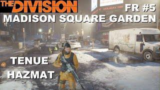 ☣ The Division [FR] Walkthrough Intégrale #5 Le Madison Square Garden (Hazmat)