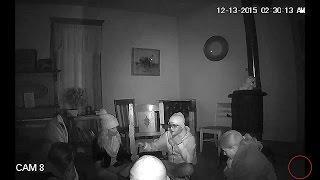 Best EVP - Ghost Speaks Very Strange At The Villisca Axe Murder House??