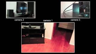Poltergeist Activity - 10JUN11-multi view - NQGHOSTHUNTER
