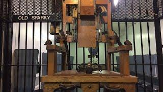 REAL ELECTRIC CHAIR Paranormal Investigation Live