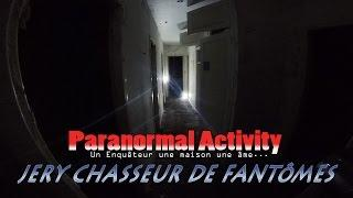 CHASSEUR DE FANTÔMES - PARANORMAL ACTIVITY (Trailer)