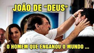 ENTENDA O CASO DE JOÃO DE DEUS , VISÃO ESPÍRITA !