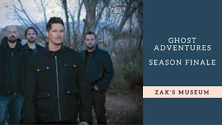 Ghost Adventures Review: Season Finale Episode at Zak Bagans Haunted Museum