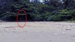 Scary Videos | Ghost Sightings In Haunted Beach | Paranormal Activity | Ghost Caught On Tape