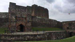 HAUNTED Carlisle Castle Tour