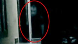 Most Scariest Ghost Sighting | Shocking Ghost Sighting Caught On Camera | Scary Videos
