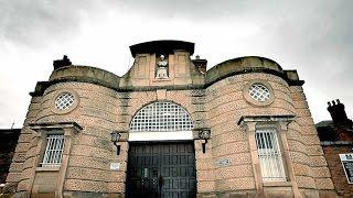 Shrewsbury Prison the Dana with Ghost Hunt Live