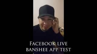 Facebook Live Banshee App Amazing Direct Response
