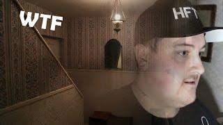 EXPLORING 30 EAST DRIVE POLTERGEIST HOUSE (HOLY SH*T)