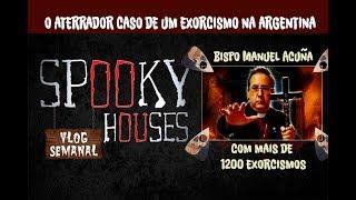Análise Espiritual - Exorcismo na Argentina! (Cenas Fortes)