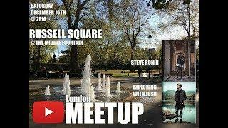 Fan Meet Up London ! *Quick Announcement*