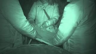 Fort Amherst ghost hunt - 21st March 2015 - Table Tilting part 2