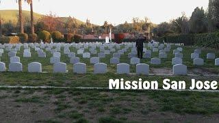 Mission San Jose California our very first investigation!