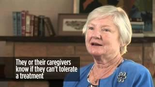 Dorothy's Story - Seniors, Families and Professionals Partners in Care