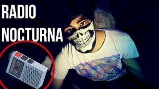 El juego del Radio Fantasma - Juego paranormal/Creepypasta (Radio Nocturna)