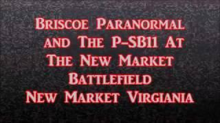New Market Battlefield P-SB11 Session