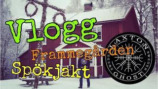 Vlogg I Frammegården LaxTon Ghost Sweden