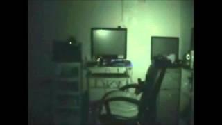 Steves Haunted Flat.?  K2 Activity at 5:30am Episode 1