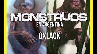 Criptozoologia Tomo 5 Monstruos en Argentina @OxlackCastro