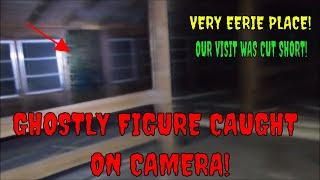 GHOSTLY FIGURES CAUGHT ON CAMERA!!