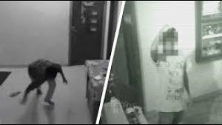 Most Disturbing Ghost Video Caught On Camera !! Scary Videos