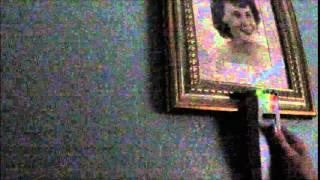 My mothers house... walk thru GhostBox session Sept. 2014