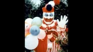 "John Wayne Gacy Serial Killer ""THE KILLER CLOWN"""