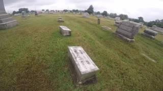 Point Pleasant Cemeteries and The Silver Memorial Bridge