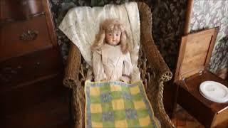 Seiberling Mansion Video Tour - is it haunted?