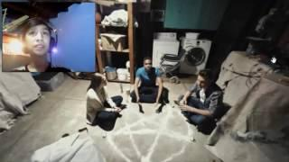 no entiendo nada video reaccion LOLOMAN887 Interactive Paranormal Activity Seance