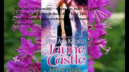 Download After Dark (Harmony/Ghost Hunters Series #1) ebook PDF