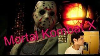 Mortal Kombat X - Pack Jason Voorhees (Reacción)