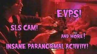 INSANE PARANORMAL ACTIVITY CAPTURED ON FILM IN HOTEL BY THE EPIC WOLFPACK (VLOG)