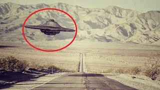 Strange Flying Object Caught On Camera | Real UFO Videos!!