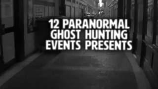 Grainger Market Promo 2016 - 12 Paranormal Ghost Hunting Events
