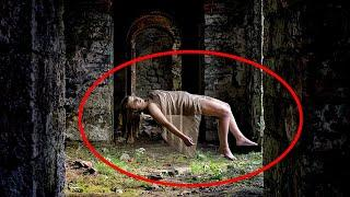Top 5 Paranormal Activity, Ghost Sightings Caught On CCTV