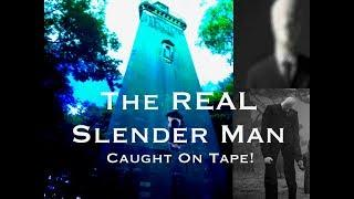 Proof The SLENDERMAN Is Real? | You MUST See This! | Scary PARANORMAL Activity