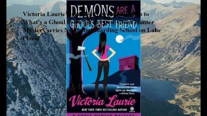 Download Demons Are a Ghoul's Best Friend (Ghost Hunter Mystery Series #2) ebook PDF