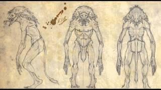 Amomongo from the List of Cryptids that might be Exist