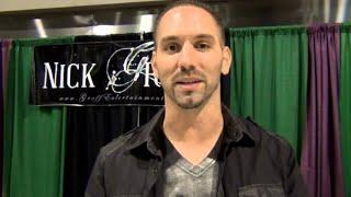 Nick Groff and Katrina Weidman Interview  | AfterBuzz TV's Spotlight On