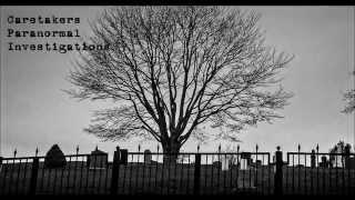 A haunting statement in Parrsboro, NS