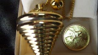 Εκκρεμές ραβδοσκοπίας  GOLD PIRAMIS EGYPT