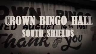Crown Bingo South Shields Promo 2016 - 12 Paranormal Ghost Hunting Events