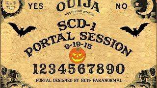 SCD-1 Session with & without the Portal on 9-19-15