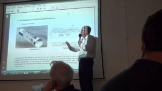 Colloque ovni Michel MARCEL 2015 La propulsion des OVNI
