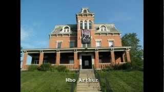 Haunted Thompson House 2 Newport Ky - PPI 2-9-14