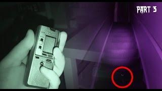 GHOST ATTACKS MY CAMERA - Real Paranormal Activity Part 3