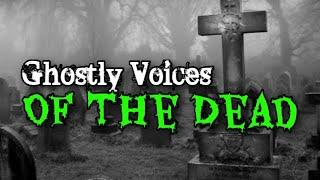 GHOST Hunter Finds Something Eerie At Graveyard | DISEMBODIED Voices Captured In Broad Daylight!