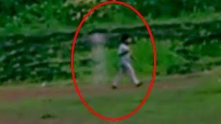 Chilling Ghost Video | Ghost Following A Boy Caught On Camera | Real Ghost Sighting | Scary Videos