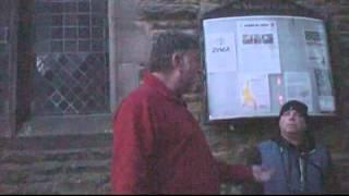 clitheroe and pendle hill 01/06/13 with gcuk paranormal events